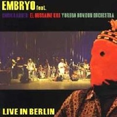 Jazzbuhne Berlin - Live In Berlin '89 - Embryo