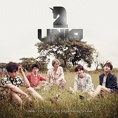 Falling In Love (1st Single) - Uniq