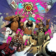 3001: A Laced Odyssey - Flatbush Zombies