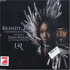 Another Day In Paradise (CDS) - Brandy,Ray J