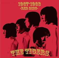 1967-1968 -RED DISC- - The Tigers