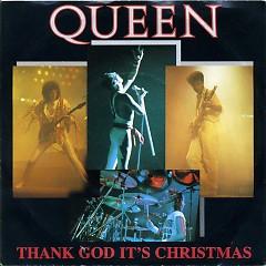 Thanks God It's Christmas - CDS