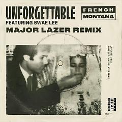 Unforgettable (Major Lazer Remix) (Single) - French Montana