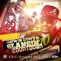 Down South Slangin Countdown 10 (CD2)