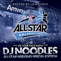 Fix Your Face Radio #AllStarWeekend 2012 Special Edition (CD1)