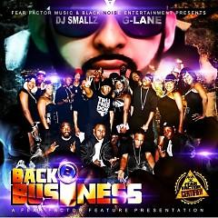 Back 2 Business (CD1) - G-Lane