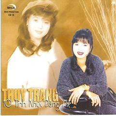 Album Tình Khúc Dâng Mẹ - Thùy Trang