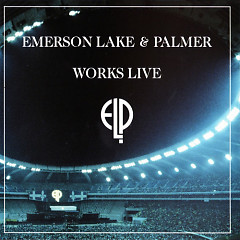 Works Live - Emerson,Lake & Palmer