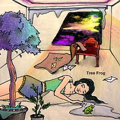 Tree Frog (Single) - Black Russian