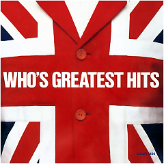 WHO'S GREATEST HITS - The Who