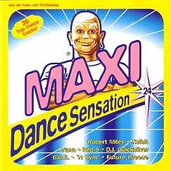 Maxi Dance Sensation 24 (CD3)