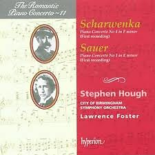 The Romantic Piano Concerto, Vol. 11 – Sauer & Scharwenka