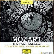 Mozart:The Violin Sonatas CD3
