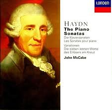 Haydn: The Complete Piano Sonatas CD8 - John McCabe