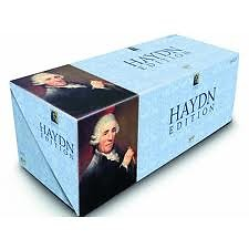 Haydn Edition CD 070 No.1