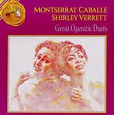 Great Operatic Duets - Montserrat Caballe