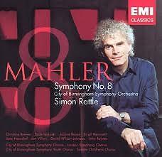 Mahler: Symphony No. 8 (CD1)