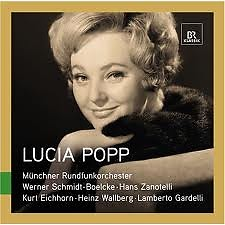 Great Singers Live: Lucia Popp - Lucia Popp