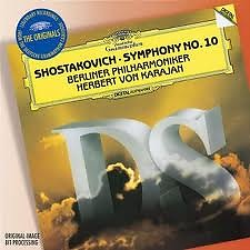 Shostakovitch - Symphonies CD 10