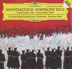 Shostakovitch - Symphonies CD 11
