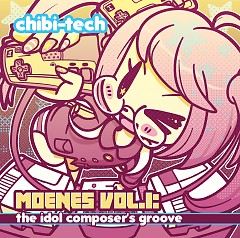 MoeNES vol.1- the idol composer's groove - chibi-tech