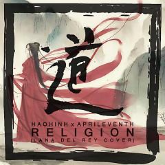 Religion (Cover) (Single) - Haohinh, Aprileventh