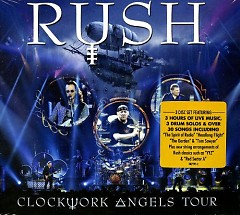 Clockwork Angels Tour (CD2) - Rush