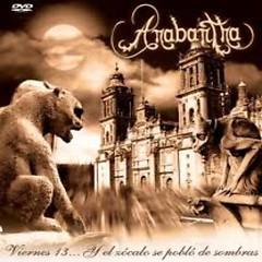 Viernes 13... Y El Zócalo Se Pobló De Sombras (Live) - Anabantha