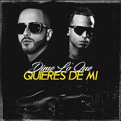 Dime Lo Que Quieres De Mi (Single) - Yandel, Arcangel