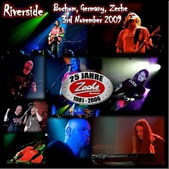 Bochum, Germany, Zeche (Anno Domini High Definition Tour 2009) (CD1) - Riverside