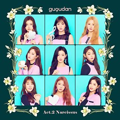 Act.2 Narcissus (Mini Album) - Gugudan