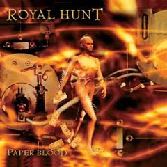 Paper Blood - Royal Hunt