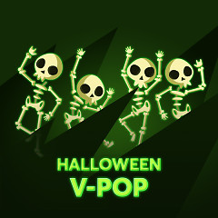 V-Pop Halloween Party