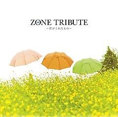 ZONEトリビュート~君がくれたもの~ (ZONE Tribute ~Kimiga kuretamono~) (CD1)