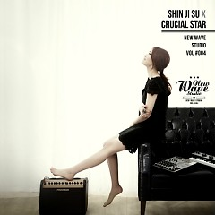 New Wave Studio (Vol.4)  - Shin Ji Soo,Crucial Star