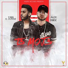 Te Moje (Single) - Yan El Diverso, Alex Rose