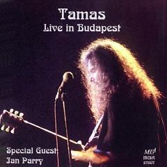 Live in Budapest - Tamas Szekeres