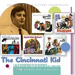 The Cincinnati Kid Lalo Schifrin Film Scores Vol.1 (CD1)
