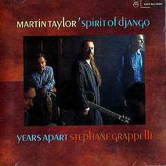 Years Apart - Martin Taylor