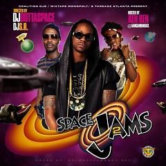 Space Jams 2 (CD1)