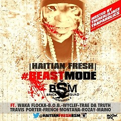 Beast Mode (CD2) - Haitian Fresh