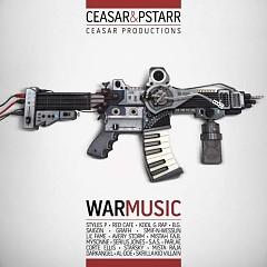 War Music (CD2) - PStarr,Ceasar