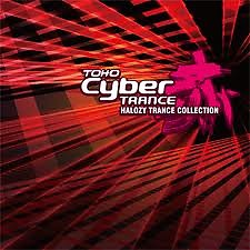 TOHO Cyber TRANCE Red HALOZY TRANCE COLLECTION