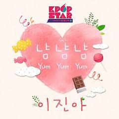 Yum Yum Yum (Kpop Star 4) - Lee Jin Ah