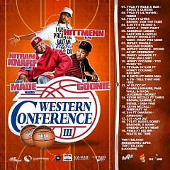 The Western Conference 3 (CD1)