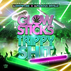 Glow Sticks Trippy Shit