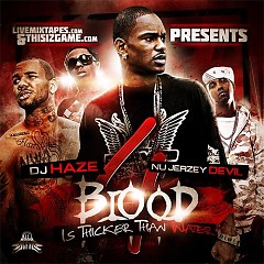Blood Is Thicker Than Water 4 (CD1)