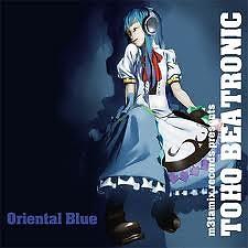 TOHO BEATRONIC - oriental blue - - M3tamix Records