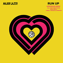Run Up (Afrosmash Remix) (Single) - Major Lazer, PARTYNEXTDOOR, Nicki Minaj, Yung L, Skales, Chopstix