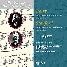 The Romantic Piano Concerto, Vol. 12 – Parry & Stanford - Piers Lane,BBC Scottish Symphony Orchestra,Martyn Brabbins